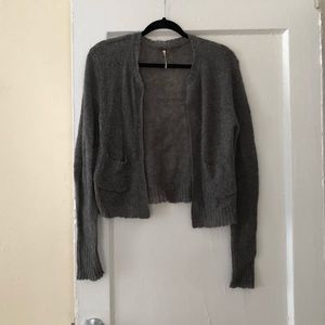 Sweaters - Free People cropped cardigan